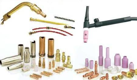 Welding & Cutting Torches and consumables