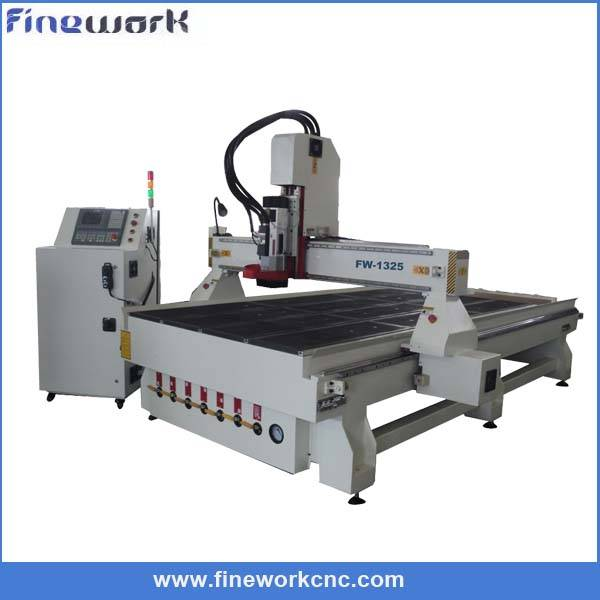 Woodworking funiture wood stair cnc router machine / 3D wood cnc router