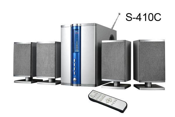 supply S-410C home theater system