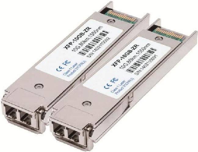 XFP-10G-ZR 10Gbps XFP Optical Transceiver