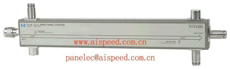 Agilent - keysight 778D Dual Directional Coupler (100MHz to 2000MHz)