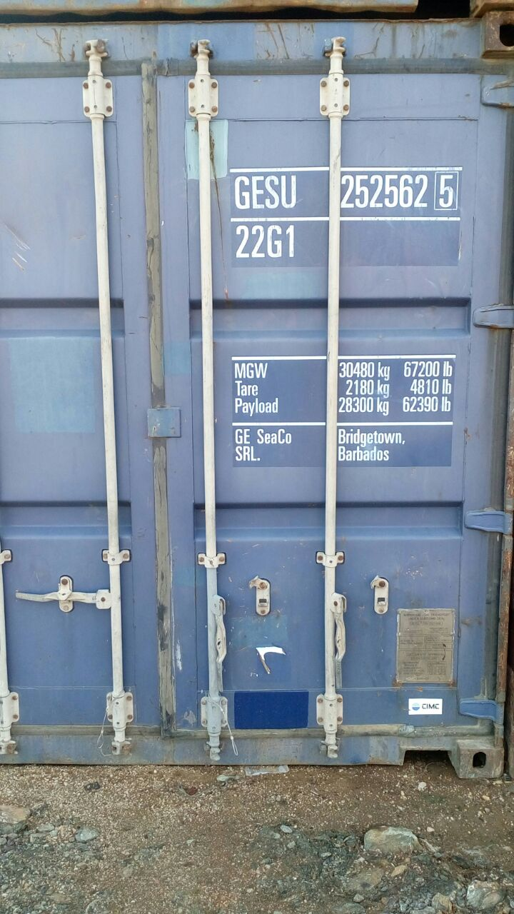 TJ Trading Agencies used containers,