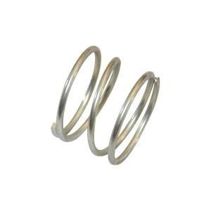 ¢2.5×26 White Zinc spring
