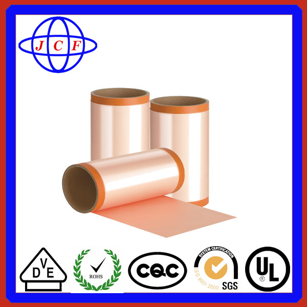 copper foil for lithium ion battery