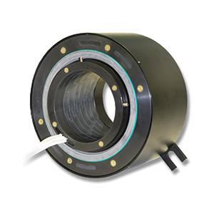 6 Circuits 10A, 50mm Through Bore Slip Rings