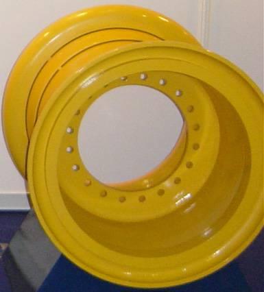 25 inch wheel loader dozer grader rim wheel cat980 cat966