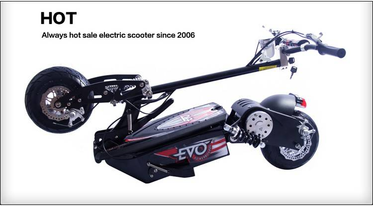 500W Foldable E-Scooter(ES16-500W)