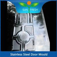 Steel door Mould
