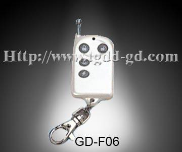 GD-F06 4 buttons  wireless  remote control,door opener