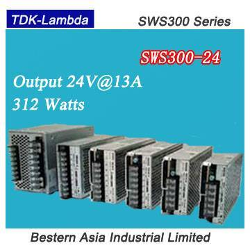 SWS300-24(Lambda) 300W 24V AC-DC Power Supply