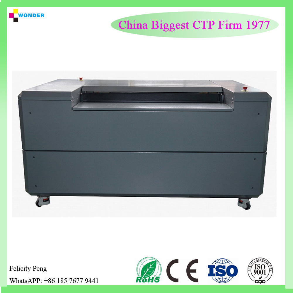 Low price U4664 new Thermal CTP Paper platesetter,the price of the new ctp machine
