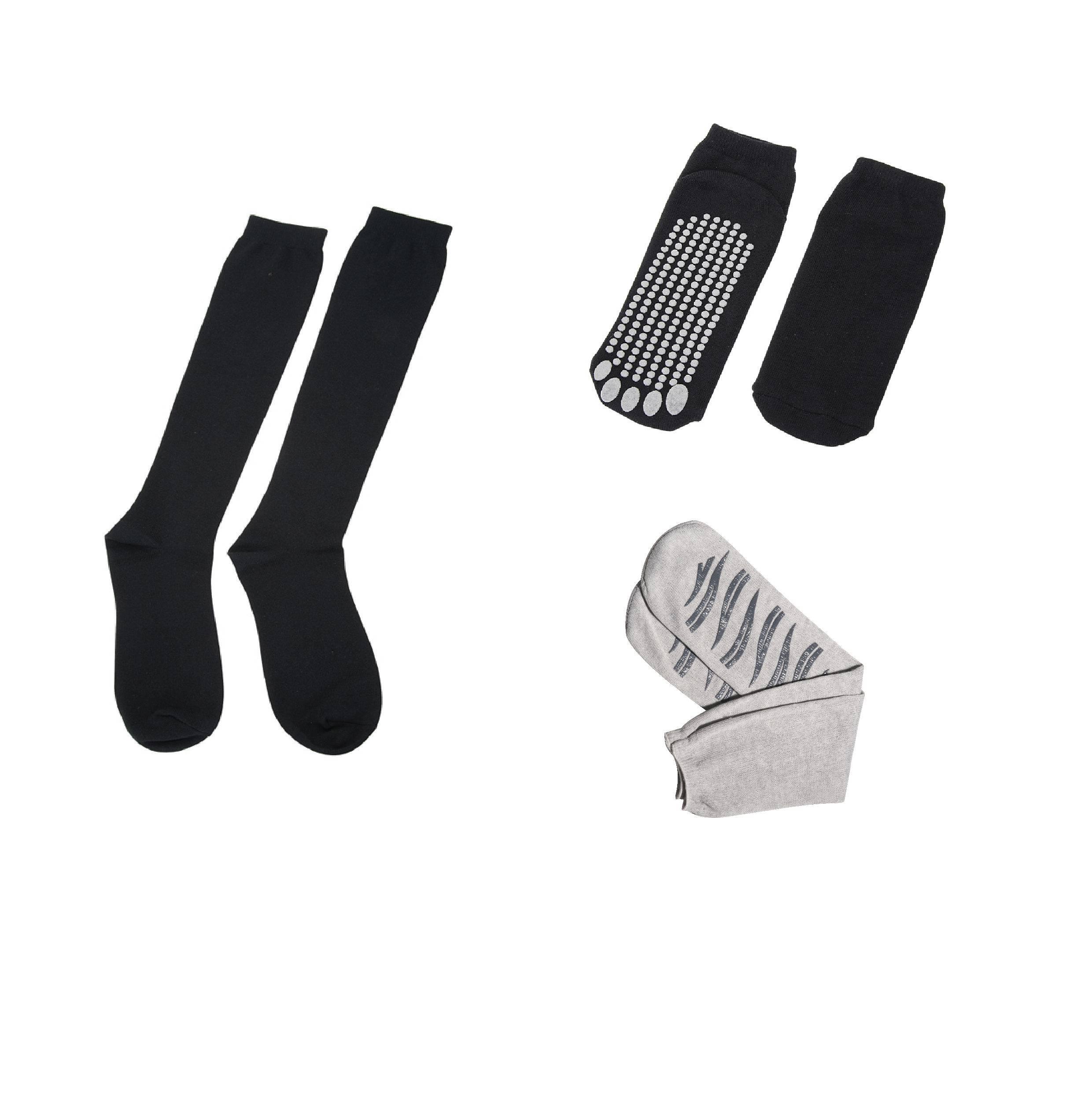 DVT Flight socks refexlogy flight sock