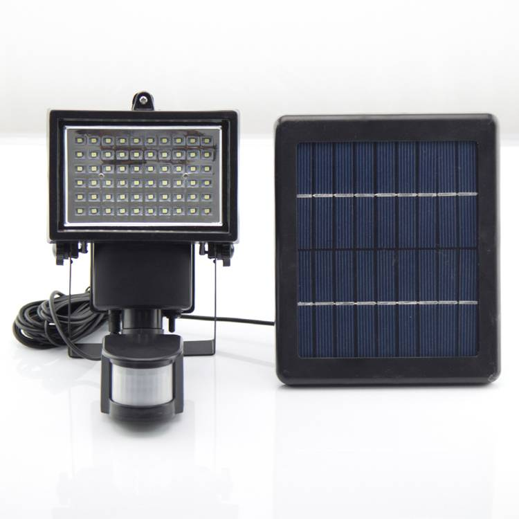 Solar Motion Sensor LED Flood Light IP65 LED Lamp Solar PIR Motion Sensor Wall light,Solar Security