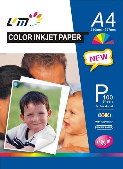 110g matte inkjet paper