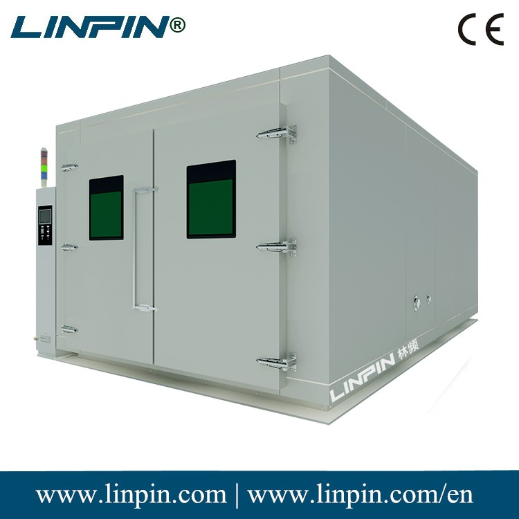 Laboratory environmental high-low temperature climate test chamber
