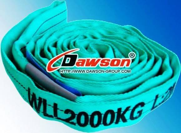 WLL 2Ton Polyester Endless Round Slings