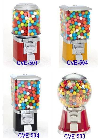 Gumball&Candy Machines (CVE-501/CVE-503/CVE-504)