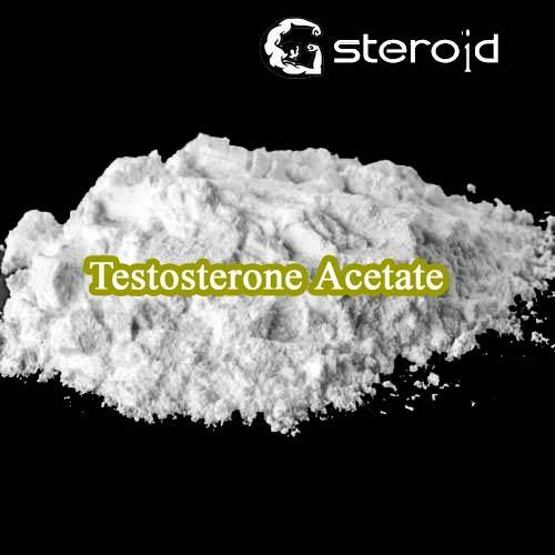 Testosterone Acetate raw steroid powder