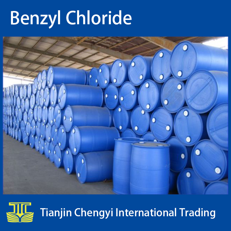 High quality China industrial price benzyl chloride with CAS 100-44-7