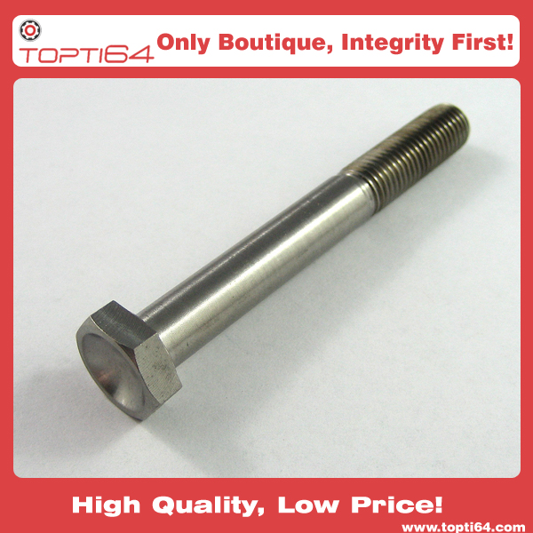 Titanium Front Axle to Radius Rod Bolt