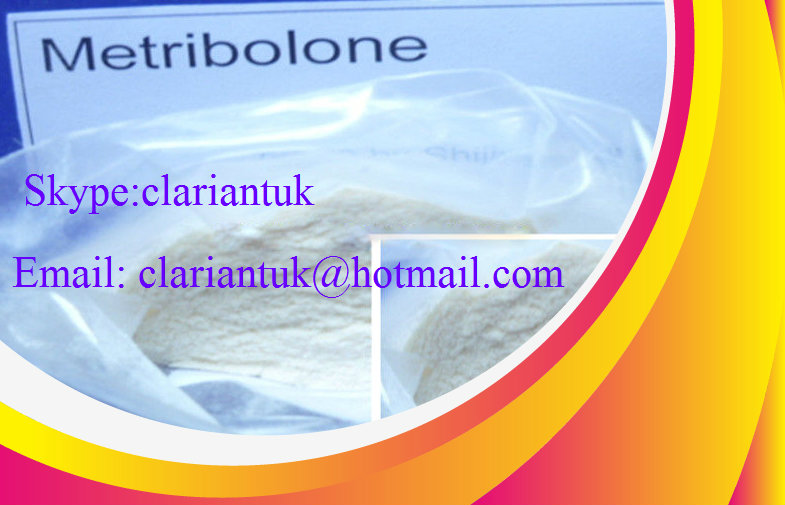 Methyltrienolone 965-93-5Methyltrienolone Metribolone Powder