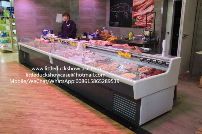 Commercial Meat Display Cabinet