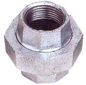 Malleable iron pipe fitting -union