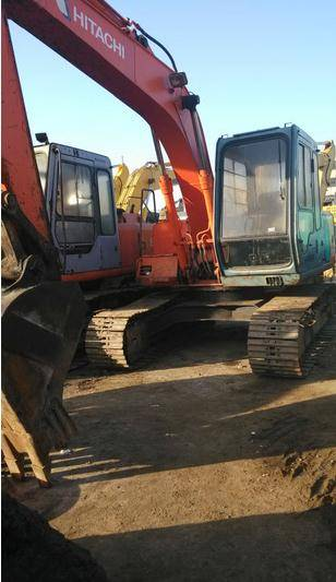 Used Hitachi EX120-3 Crawler Excavator