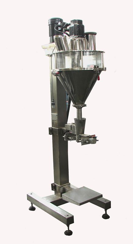 Powder Auger Filling and Weighing Machine (VFSL5000)