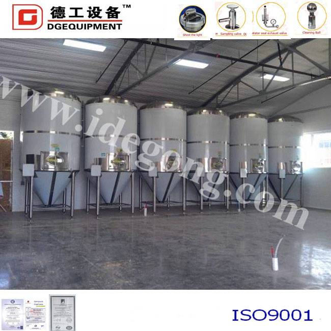 commercial used beer brewing equipment for 1000L/batch