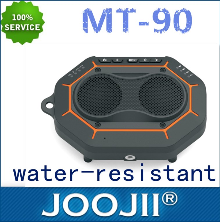 2017 Newest IPX7 Wateproof Bluetooth speaker