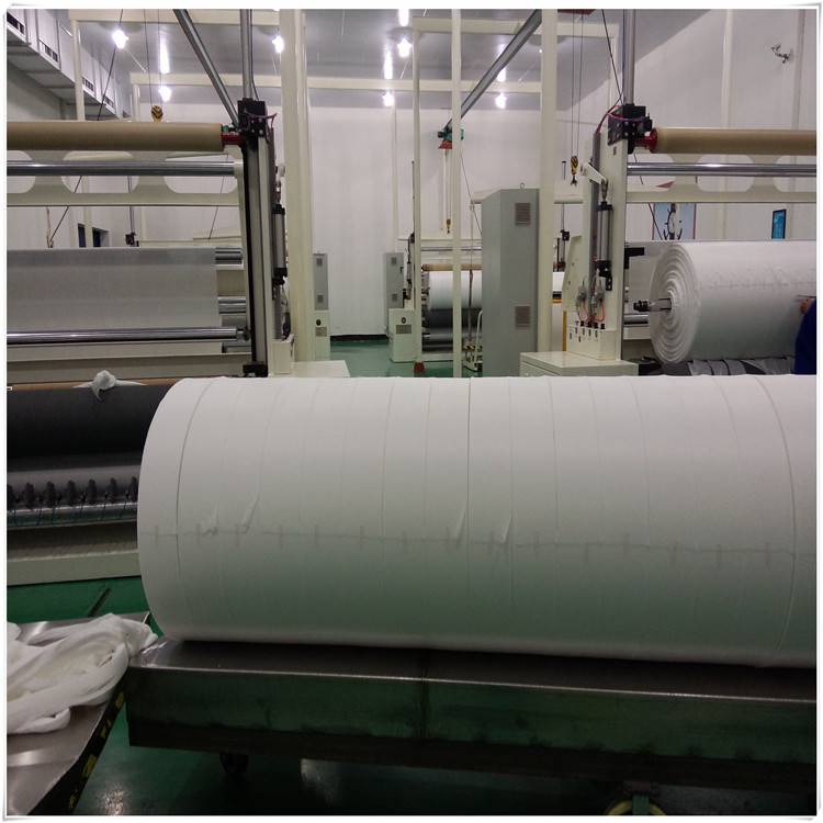 high quality viscose polyester spunlace nonwoven fabric for wetwipes