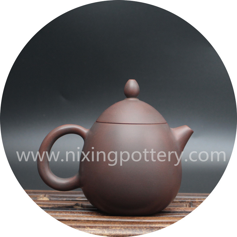 Pot china Pure Hand Engraving Dragon Egg Nixing Pottery Tea Pots Tea Set