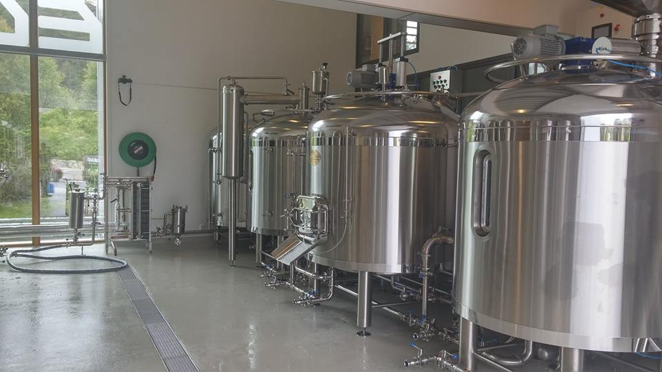 20BBL brewery equipment, stainless steel brew tanks