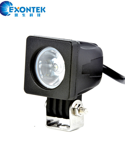 Tractor work light DRL headlight 4x4 led offroad 10W motorcycle 4WD JEEP SUV agricultural machinery