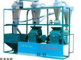 Small-scale grain flour working machinery of brief introduction