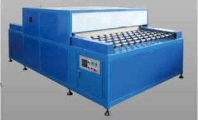Horizontal Hot Press Machine