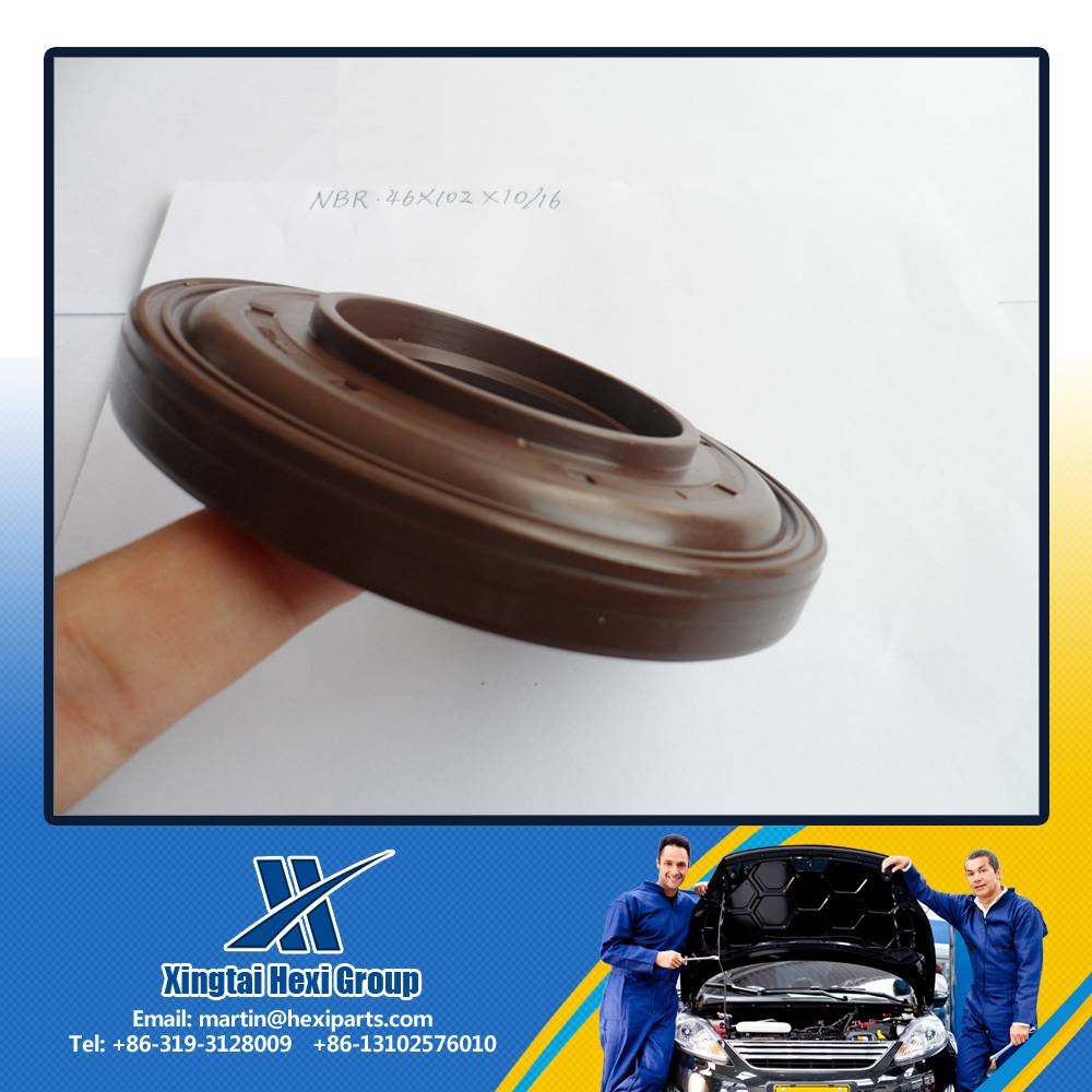 Customed NBR Oil Seal for Mitsubishi with OEM MB308933 Size 46*102*10/16