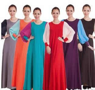 Stylish amazing looking muslim women abaya kaftan dresses