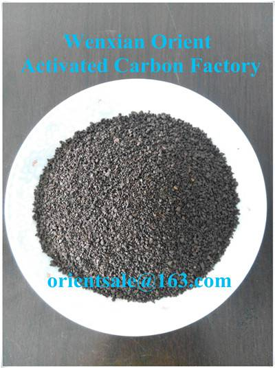 850mg/g iodine number Coal based granular   activted carbon for water treatment