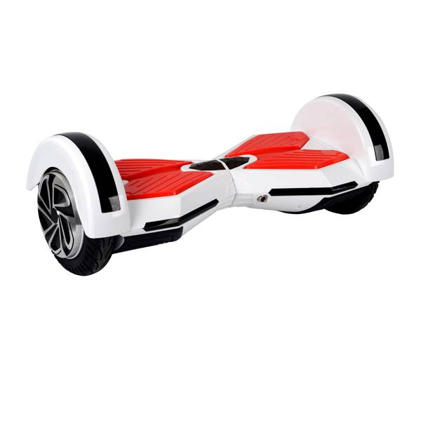 2016 8 Inch balance scooter two wheel smart Electric with LED Bluetooth Speaker .