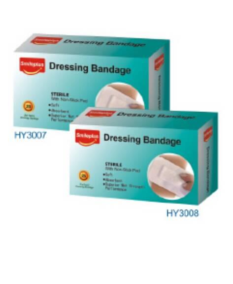 Dressing bandage