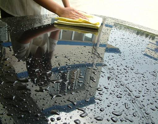 microfiber cleaning cloth for structure window glass/windshield/glassware