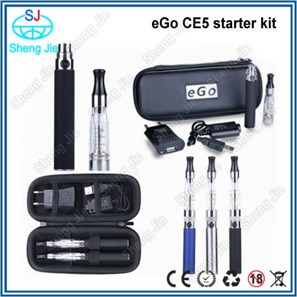 new design eGo cTwist e smoke 650/ 900/1100 mAh colorful clearomizer best battery electronic cigaret