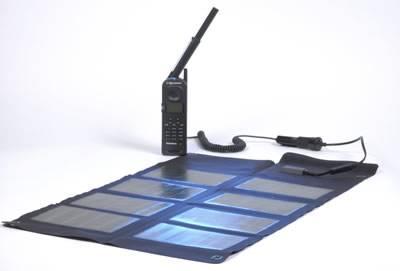 Solar Charger for Globalstar Satellite Phones