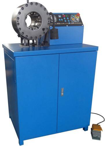hydraulic hose crimping machine for 2 inch hose