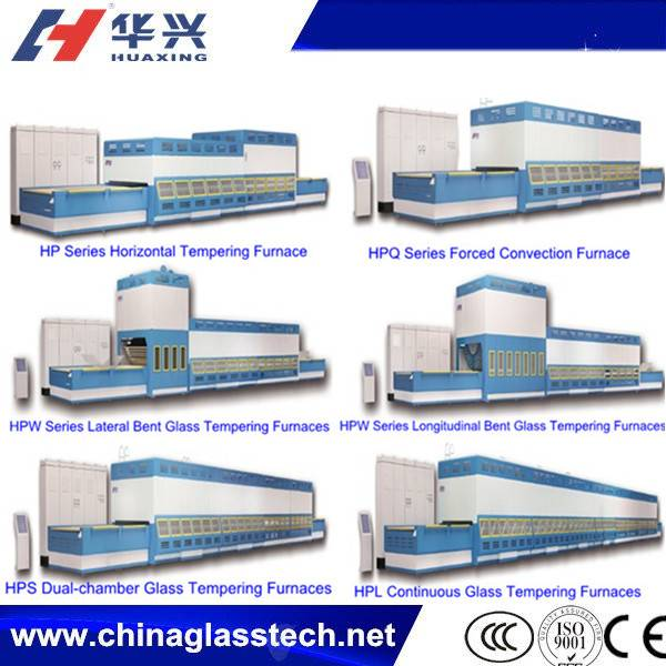 Strict Quality Control Energy Saving Flat Glass Tempering Furnace