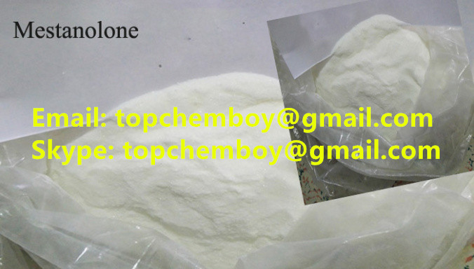 Hormone Mestanolone Raw Steroid Powders 521-11-9 Muscle Enhancement CAS NO.521-11-9