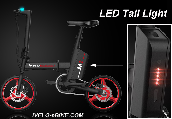 Fitrider ivelo electric bicycle M1 ivelo ebike