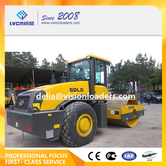 SDLG Vibratory Road Roller RS8160 China RS8160 Road Roller for sale